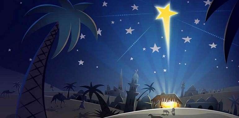 Navidad, la festividad del sol naciente y estrella guía