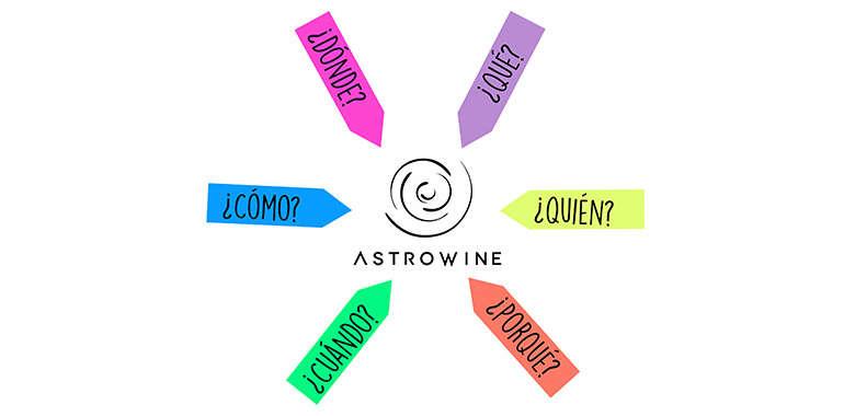 ¿Qué es ASTROWINE?