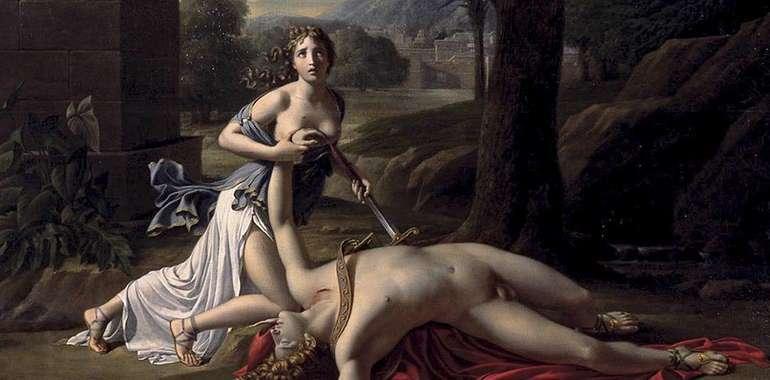 LEO: el mito de Píramo y Tisbe