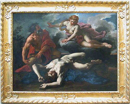ESCORPIO y la muerte de Orión
