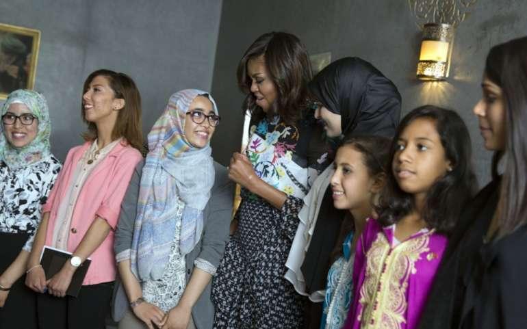 Los vinos que las estrellas sugieren a Michelle Obama